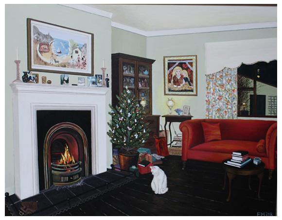 Original Paintings & Prints by Frances Morris, Artist