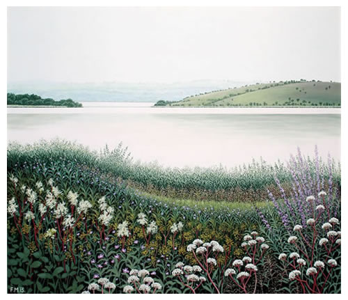 New Wild Grasses, Lough Erne