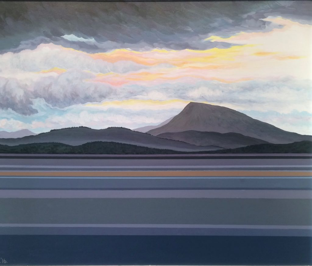 Muckish from Downing's