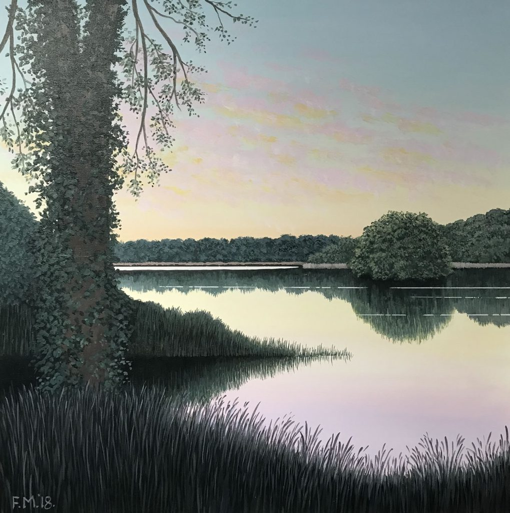 Calm Waters, Ely Lodge Forest
